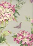 Waverly Cottage Wallpaper Fawn Hill 326368 By Rasch Textil For Brian Yates